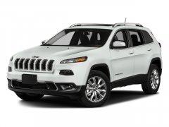 Used 2017 Jeep Cherokee Altitude 4x4