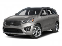 Used 2017 Kia Sorento Limited V6 AWD