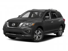 Used-2017-Nissan-Pathfinder-4x4-SV