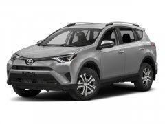 New 2017 Toyota RAV4 LE FWD