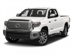 Used 2017 Toyota Tundra Limited Double Cab 6.5' Bed 5.7L