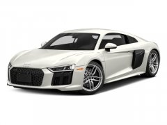 New 2018 Audi R8 Coupe V10 RWD