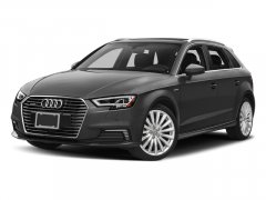 New 2018 Audi A3 Sportback e-tron