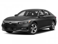 Used 2018 Honda Accord Sedan EX-L 1.5T CVT