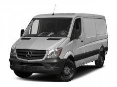 New 2018 Mercedes-Benz Sprinter Van