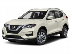 Used 2018 Nissan Rogue AWD S