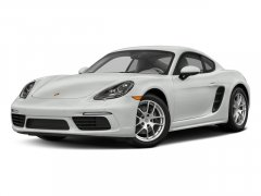 New 2018 Porsche 718 Cayman Coupe