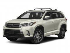 New-2018-Toyota-Highlander-SE-V6-FWD