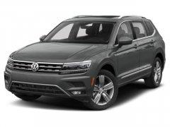 Used 2018 Volkswagen Tiguan 2.0T SE 4MOTION