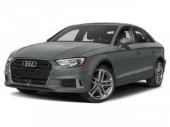 New 2019 Audi A3 Sedan Titanium Premium 40 TFSI