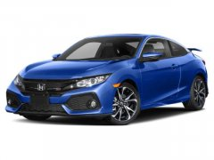 New-2019-Honda-Civic-Si-Coupe-Manual-w-Summer-Tires