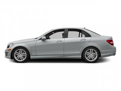 Used 2014 Mercedes-Benz C-Class 4dr Sdn C 300 Luxury 4MATIC