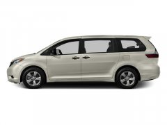 New 2015 Toyota Sienna 5dr 7-Pass Van Ltd FWD