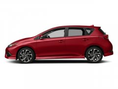 New 2017 Toyota Corolla iM CVT Automatic