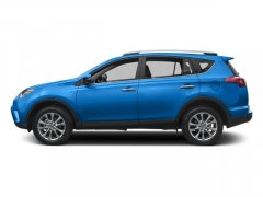 New 2017 Toyota RAV4 Limited FWD