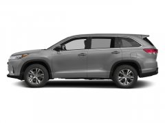 New 2017 Toyota Highlander LE I4 FWD