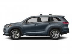 New 2017 Toyota Highlander Hybrid Limited Platinum V6 AWD