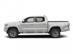New 2017 Toyota Tacoma Limited Double Cab 5' Bed V6 4x4 AT