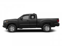 New 2017 Toyota Tacoma SR Access Cab 6' Bed I4 4x2 AT