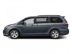 New 2017 Toyota Sienna LE FWD 8-Passenger