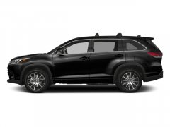 New-2018-Toyota-Highlander-SE-V6-FWD