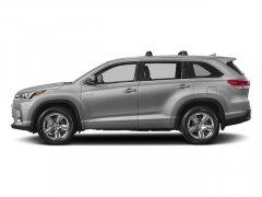 New 2018 Toyota Highlander Hybrid Limited Platinum V6 AWD
