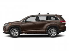 New 2018 Toyota Highlander Hybrid Limited V6 AWD