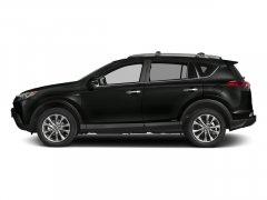 New 2018 Toyota RAV4 Hybrid Limited AWD
