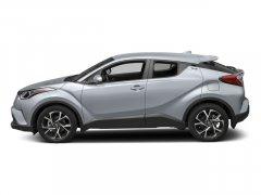 New 2018 Toyota C-HR XLE FWD