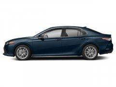 New 2019 Toyota Camry Hybrid XLE CVT