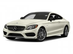 New 2017 Mercedes-Benz C-Class AMG C 43 4MATIC Coupe