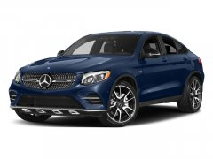 New 2017 Mercedes-Benz GLC AMG GLC 43 4MATIC Coupe
