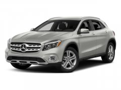 New 2018 Mercedes-Benz GLA GLA 250 SUV