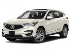 Used 2019 Acura RDX with Technology Pkg Sport Utility