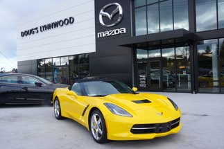2015 Chevrolet Corvette 2LT