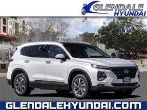 2020 Hyundai Santa Fe Limited w/SULEV