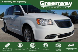 2016 Chrysler Town amp Country Limited