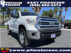 2017 Toyota Tundra SR5 DOUBLE CAB BACK UP CAM 1OWNER CLEAN