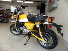 2019 Honda Z125 M