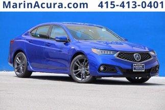 2020 Acura TLX 3.5L FWD w/A-Spec Pkg