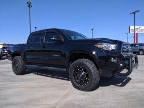 2017 Toyota Tacoma SPORT DBL CAB