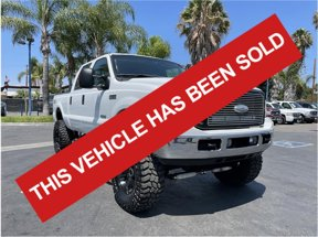 2006 Ford Super Duty F-350 LARIAT FX4 4X4 LEATHER PACK DIESEL 6.0L CLEAN