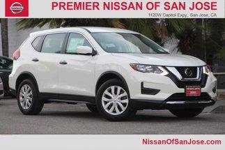 Premier Nissan Of San Jose >> 2020 Nissan Rogue S