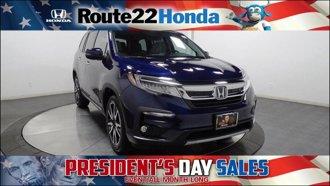 2020 Honda Pilot Touring 8-Passenger
