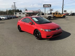 2007 Honda Civic Coupe Si