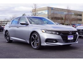 2019 Honda Accord Sedan Sport 1.5T