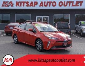 2019 Toyota Prius LE Hatchback 4D