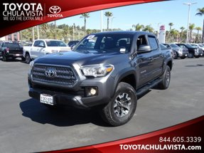 2016 Toyota Tacoma TRD Offroad