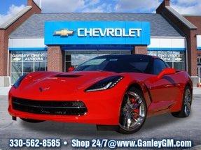 2016 Chevrolet Corvette Z51 2LT