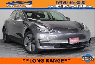2020 Tesla Model 3 Long Range